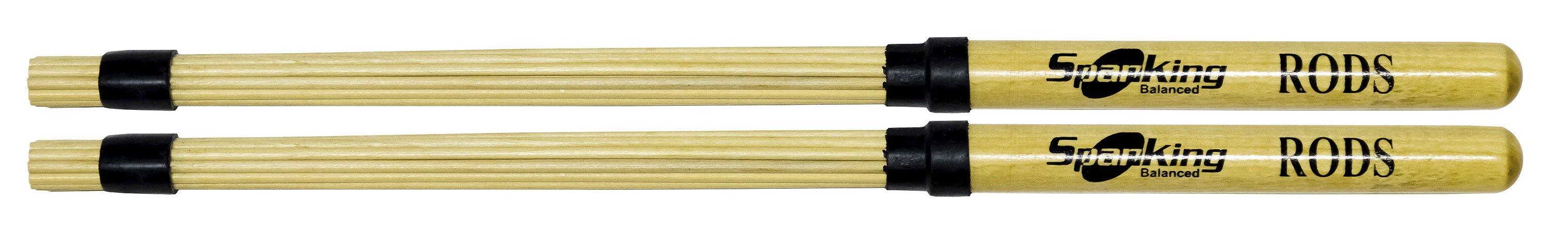 Baqueta Rods Natural Spanking