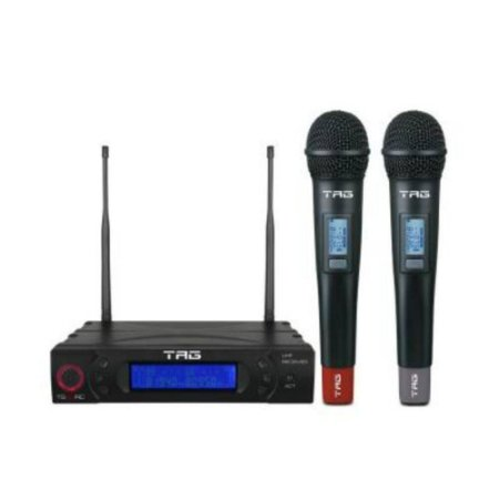 Microfone S/ Fio TG 8802 Tagima