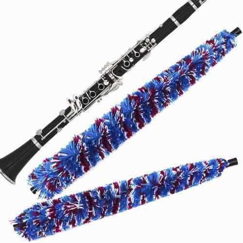 escova secadora para clarineta