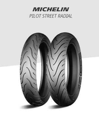 Pneu Michelin Pilot Street 120/70-17 Radial