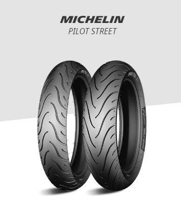 Pneu Michelin Pilot Street Diagonal 140/70 R17 66s