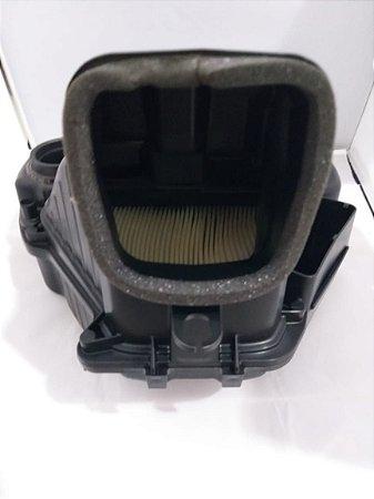 Conjunto Caixa de Filtro De Ar Com Filtro Kawasaki Ninja Zx10r
