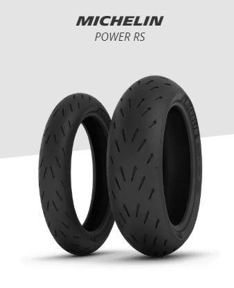 Pneu Michelin Pilot Power Rs 190/55-17 75w