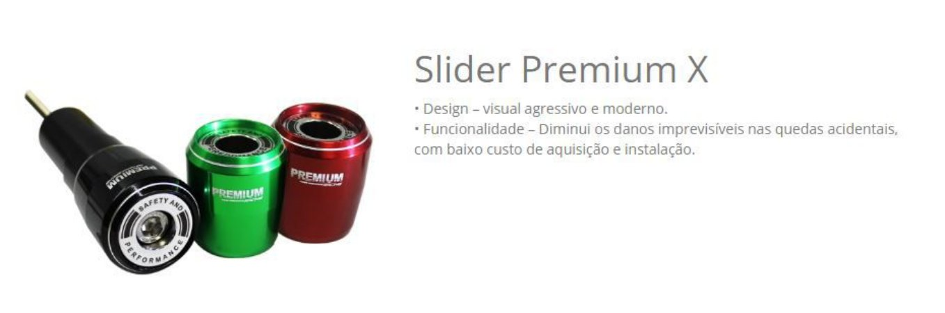Slider Premium Racing - Z400 (2015/2019)