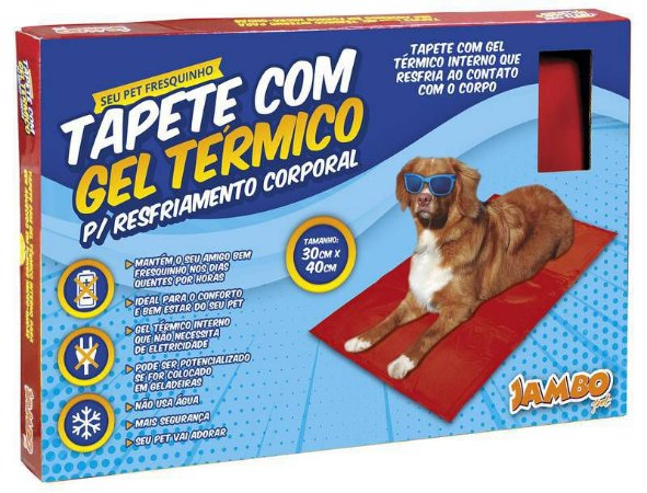 TAPETE GEL HOT ICE PEQUENO