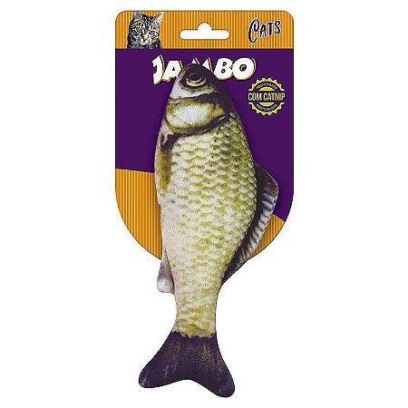 PEIXE REAL FISH P/ GATO C/ 1