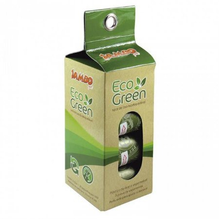 CX C/ 8 ROLOS STAMP ECO GREEN