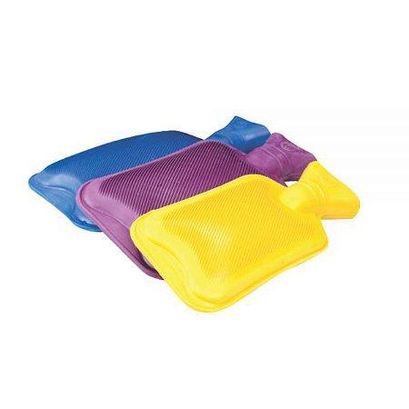 Bolsa Para Água Quente Ortho Pauher 500ml Disponível na cor Amarela