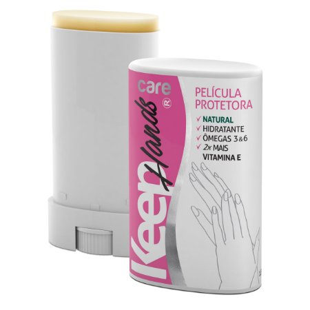 Película Protetora Keep Hands`Care P/ Mãos - Sestinicare