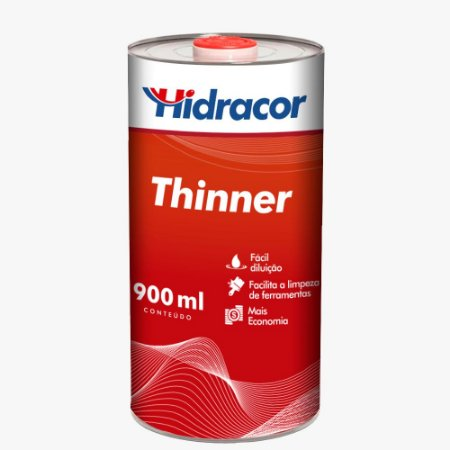 THINNER LT 0,9L HIDRACOR