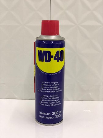 LUBRIFICANTE WD-40 300ML THERON