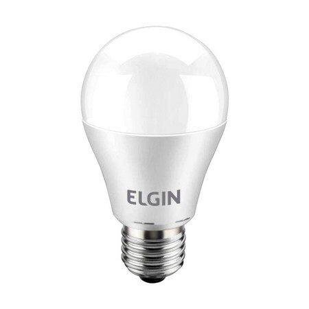 LÂMPADA BULBO LED 12W 6500K ELGIN