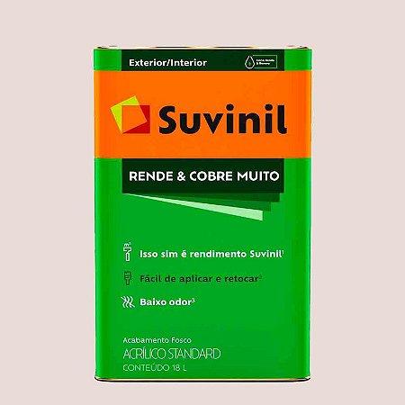 RENDE E COBRE MUITO PALHA FOSCO 18L SUVINIL