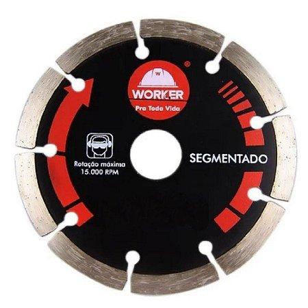 DISCO DIAMANTADO SEGMENTADO 139521 WORKER