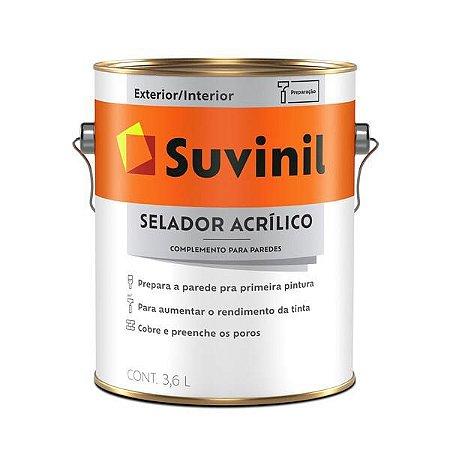 SELADOR ACRILICO 3,6L SUVINIL