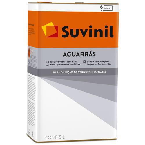 AGUARRAS 5L SUVINIL