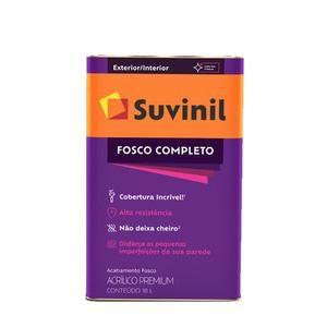 FOSCO COMPLETO BRANCO NEVE LATÃO 18L SUVINIL