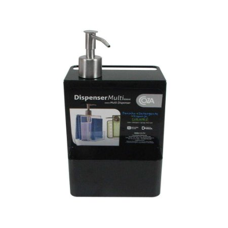 DISPENSER RETRO PRETO REF. 20719/0008 COZA