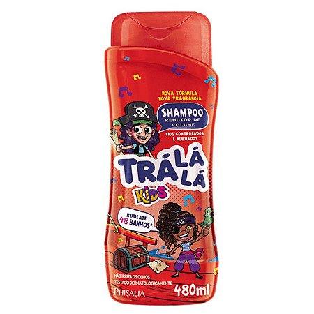 Shampoo Trá Lá Lá Kids - Redutor de Volume (480ml)