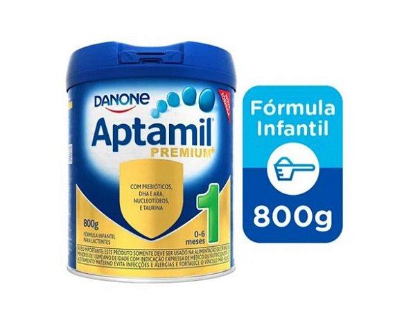 Leite Fórmula Infantil Aptamil 1 800g