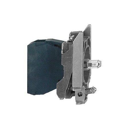 CORPO C/SOQUETE C/RES.C/LED CABEC.FERRO 220V-VM
