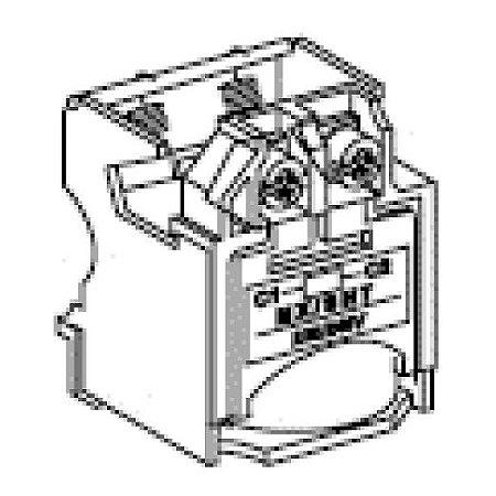 BOBINA DE MINIMA 24VCC NSX100/631