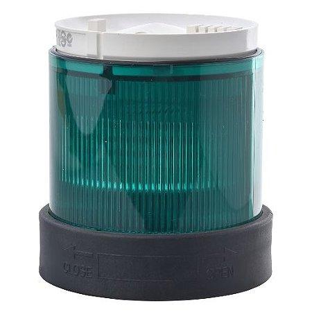 ELEMENTO LUMINOSO FIXO LED  24V VD IP65
