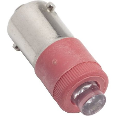 LAMP. LED 125VCA BA9S AM