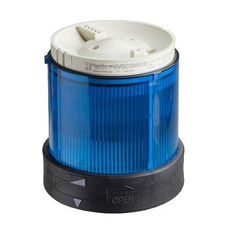 ELEMENTO LUMINOSO FIXO LED  24V AZ IP65
