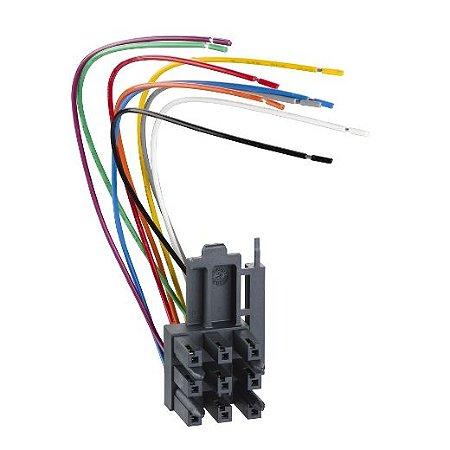 CONECTOR MOVEL DE 9 FIOS NSX631