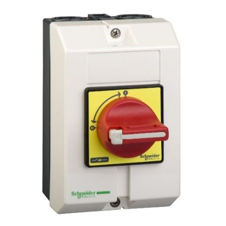 CHAVE SECC.25A/11KW EM COFRE IP65