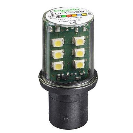 LAMP. LED 24VCA/VCC BA15D BC