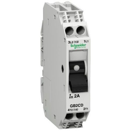 DISJ. TERMOMAGNETICO GB2   1P+N    40A 3KA/220V
