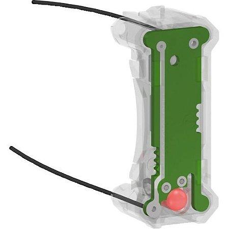 ORION LED P/INTERRUPTOR-PULSADOR 0,15MA 230V VM (ESPECIAL)