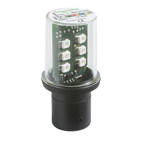 LAMP. LED 220VCA BA15D VD