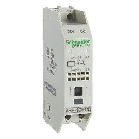 INTERF.ELETROMEC.RELE 24VCC S/LED 1NA+1NF