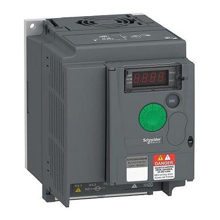 INVERSOR FREQ. ATV312 TRIF. 380-440VCA     3,00CV     7,10A S/FILTRO