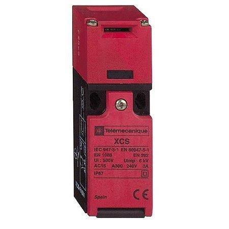 INTER.SEGURANCA NF+NA S/LED PLAST. M16