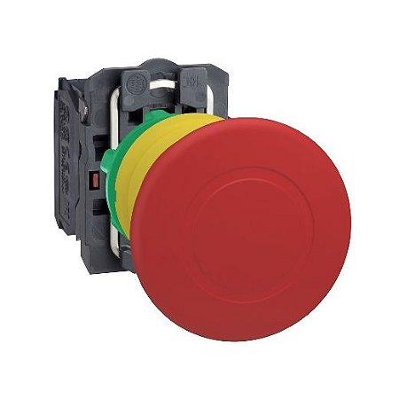 BOTAO SOCO PLAST. 22MM ACAO BRUSCA GIR D40 VM 2NF