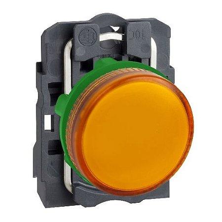 SINALEIRO PLAST. 22MM REDONDO P/LAMP. BA9S 0-250V AM