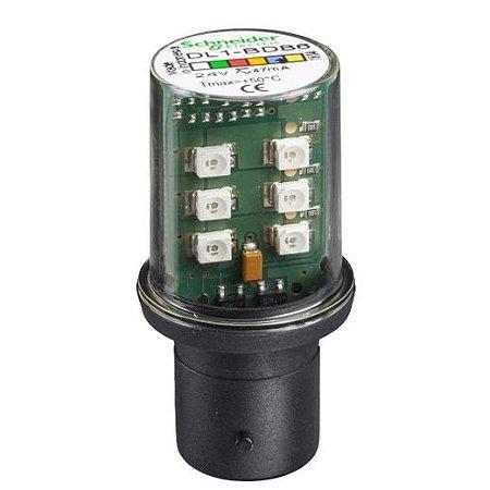 LAMP. LED 24VCA/VCC BA15D AZ