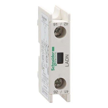 BLOCO DE CONTATO P/CONTATOR LC1D80/95/115 FRONTAL 1NA