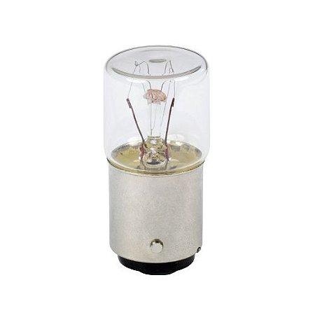 LAMP. INCAND. MINI 10W  24VCA/VCC BA15D