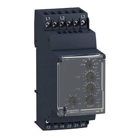 RELE MEDICAO CONTROLE CORRENTE TRIF. 120-277V/VCA 2CR