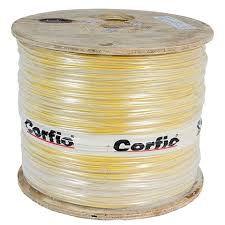 CABINHO ATOX FLEX. 750V     2,50MM AM (M)