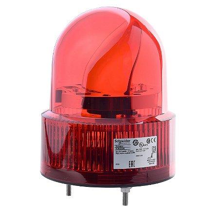 FAROL ROTATIVO 120MM LAMP. LED 24VCA/VCC VM