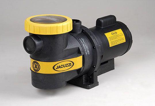 Bomba Jacuzzi 2B-M, 2cv, monofásica, 110/220V