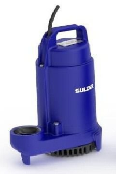 Bomba submersível ABS Sulzer UNI 300-M, 1/2cv, monofásica, 220V
