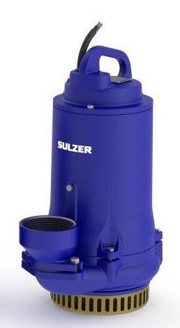 Bomba submersível ABS Sulzer UNI 500-M, 1cv, monofásica, 220V