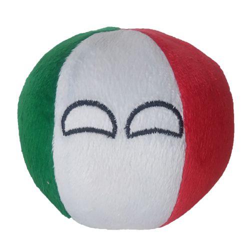 Itália De Pelúcia Bolinha Itáliaball Countryball